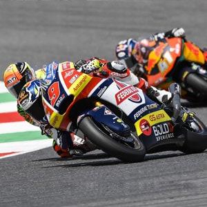 Italian GP to forget for Jorge Navarro