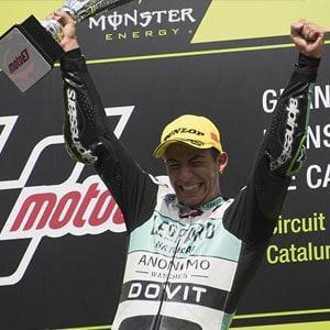 Bastianini wins the Catalan Grand Prix