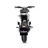 LEOVINCE LV-10 ACERO INOX