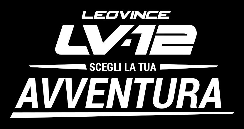 LeoVince LV-12 - Scegli la tua avventura
