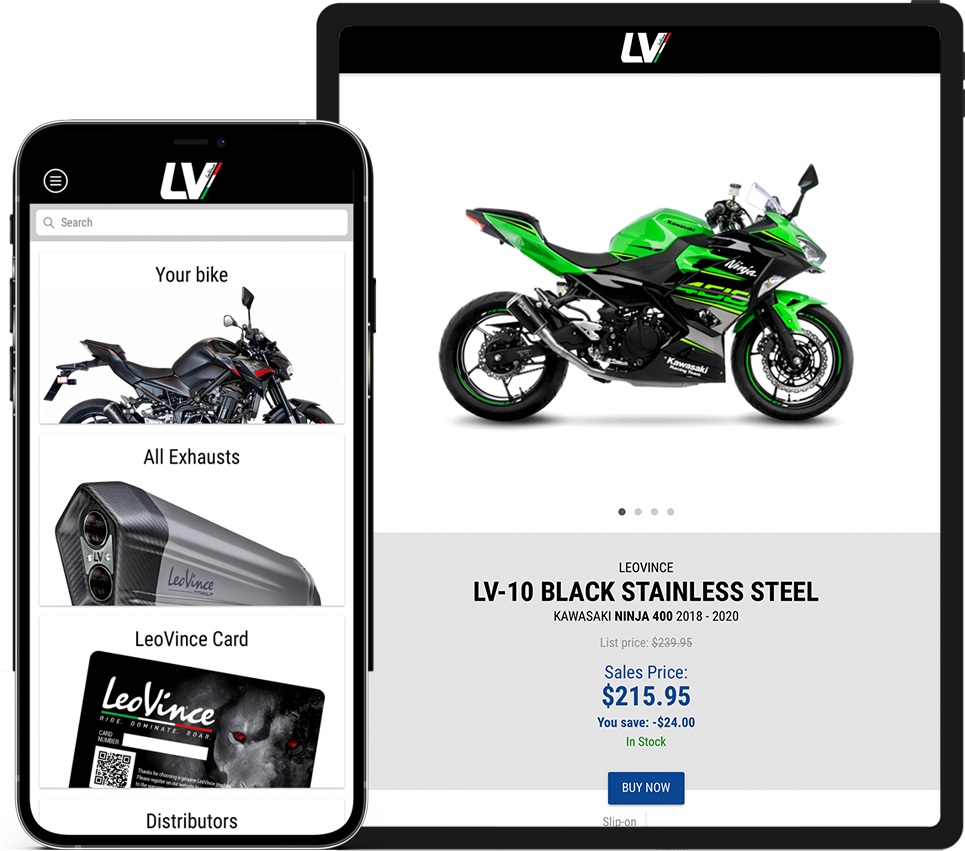 LeoVince Official App