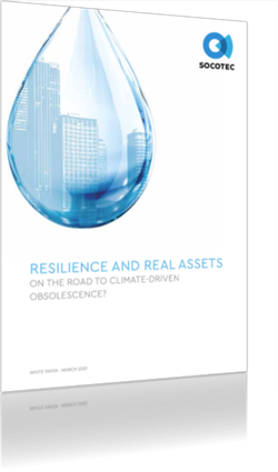 visual of the white paper resilience and real assests