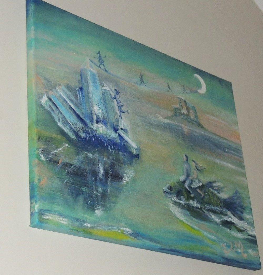 Peinture Surrealiste Voyage Au Coeur De L Inconscient Des Annees Folles Un Grand Marche