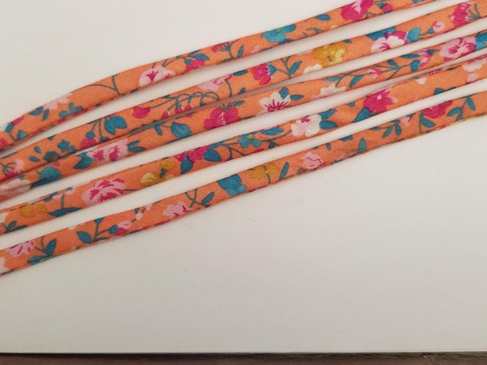 Cordon Spaghetti liberty N°01 par 50 cm.