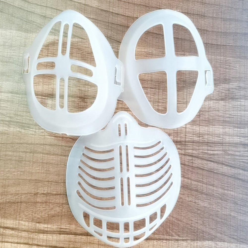 Support de masque enfant 3D N°01 x 10 pièces coque 3D