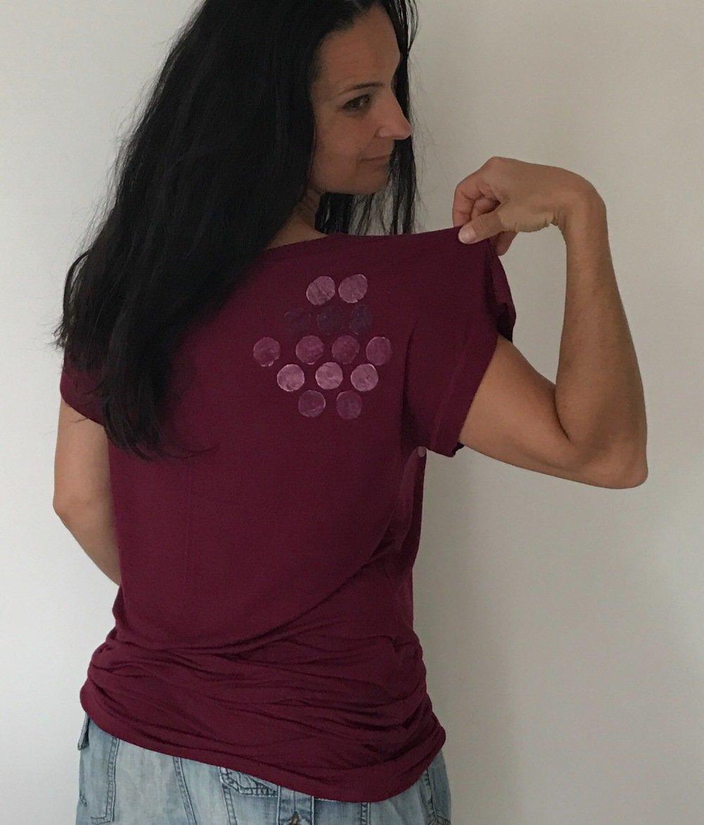 t-shirt ,,des points ,,
