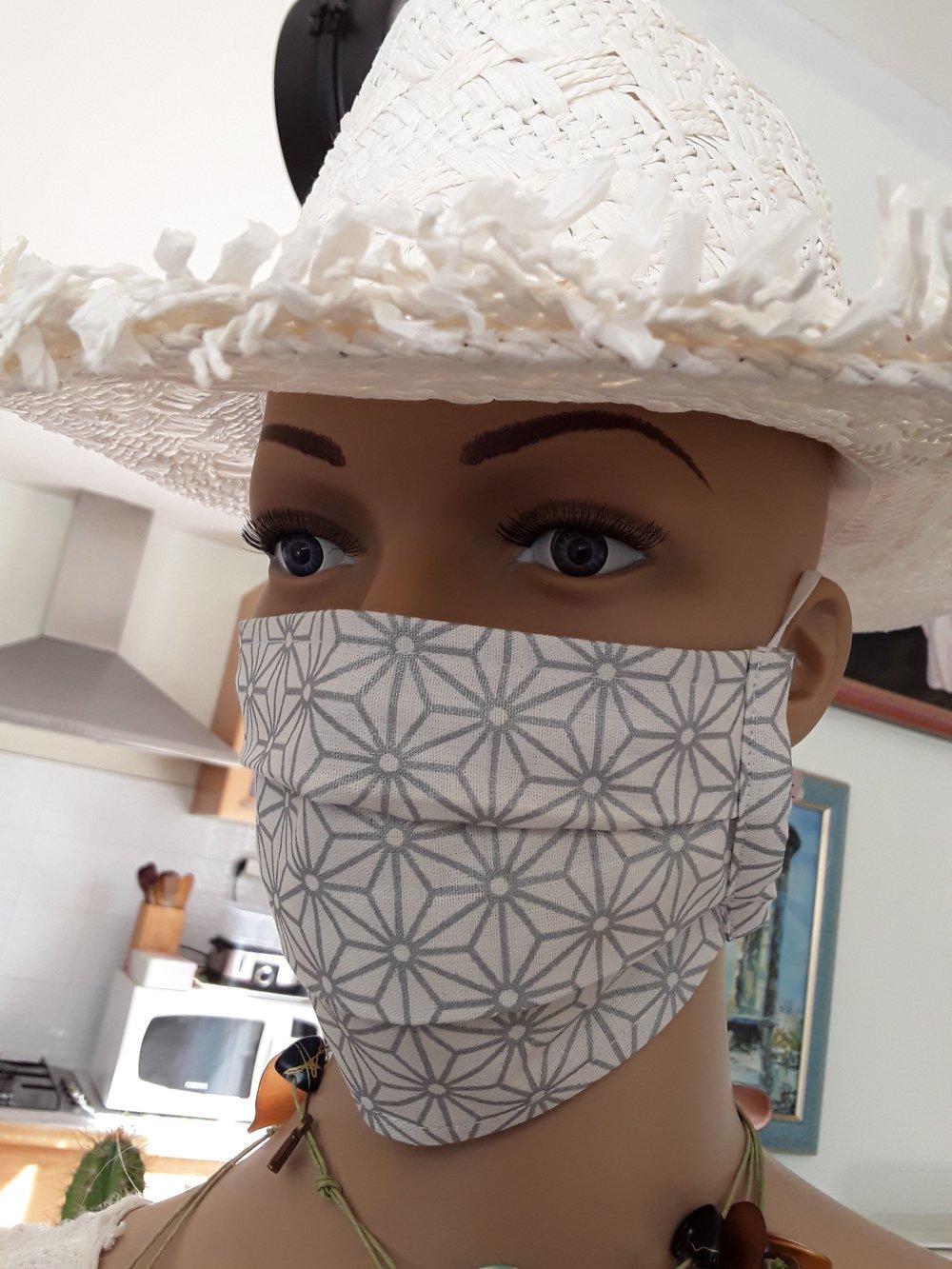 masque facial pour protection adulte