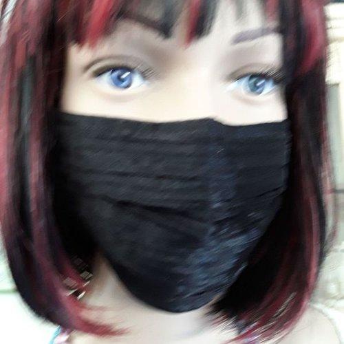 Masque facial pour femme
