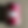 Bobine de fil plat ciré galaces - 110 mètres - polyester  0,8 mm d'épaisseur ref s051.  pour macramé, bijoux.