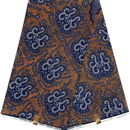 Wax pagne tissu africain collection ORIGINAL HITARGET 100/% pur COTON ////// 6 YARDS