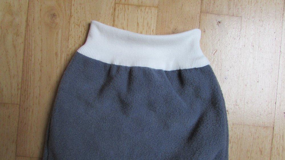 Ensemble pantalon veste polaire