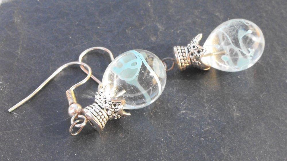 Boucles d'oreille Murano BCL.2325