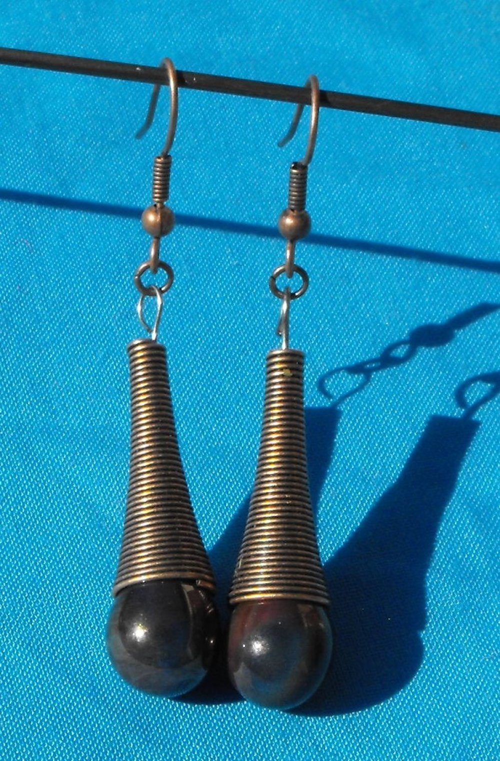 Boucles d'oreille Murano BCL.2113