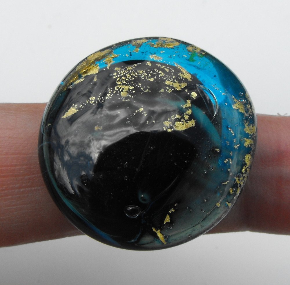 Bague cabochon Murano BAG.0988