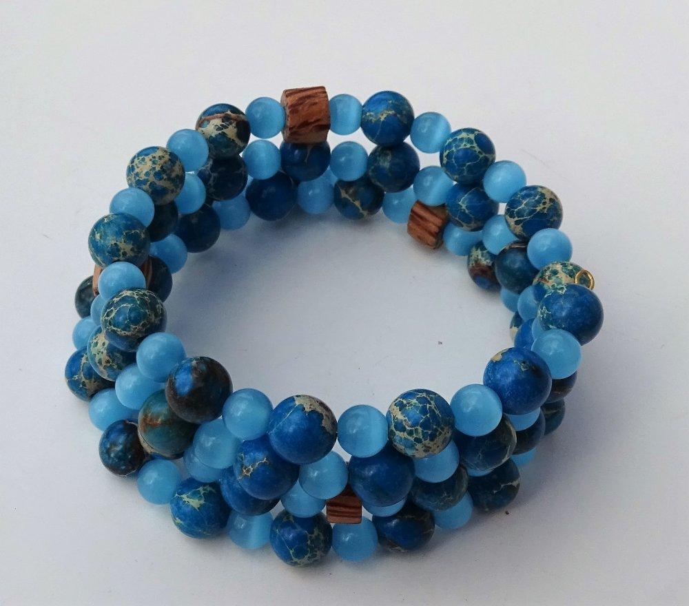 Bracelet à mémoire de forme BRACEL.0711