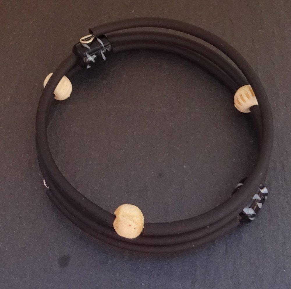 Bracelet homme, bracelet à mémoire de forme, BRACEL.0734