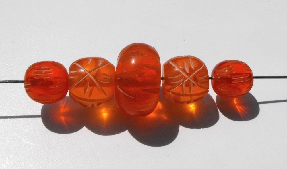 Set de perles en résine PERL.2150
