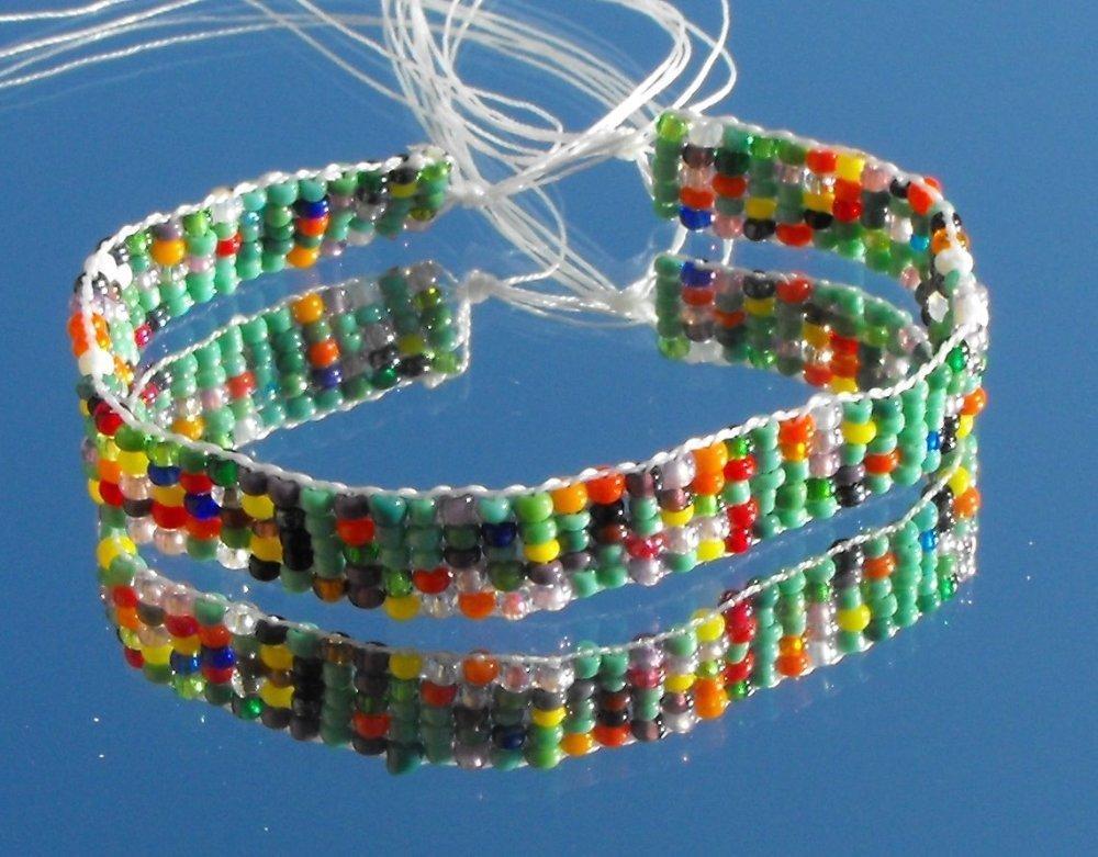 Kit bracelet tissé PERL.0819