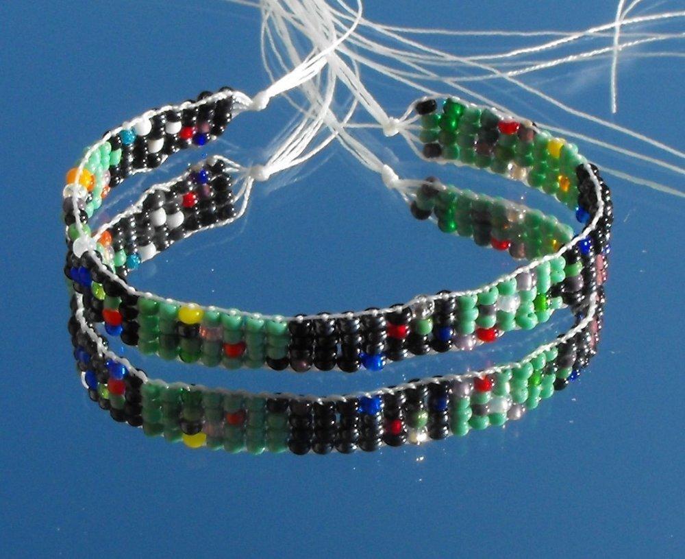 Kit bracelet tissé PERL.0830