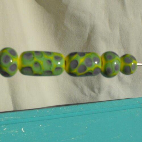 Set de perles en verre de murano perl.0305