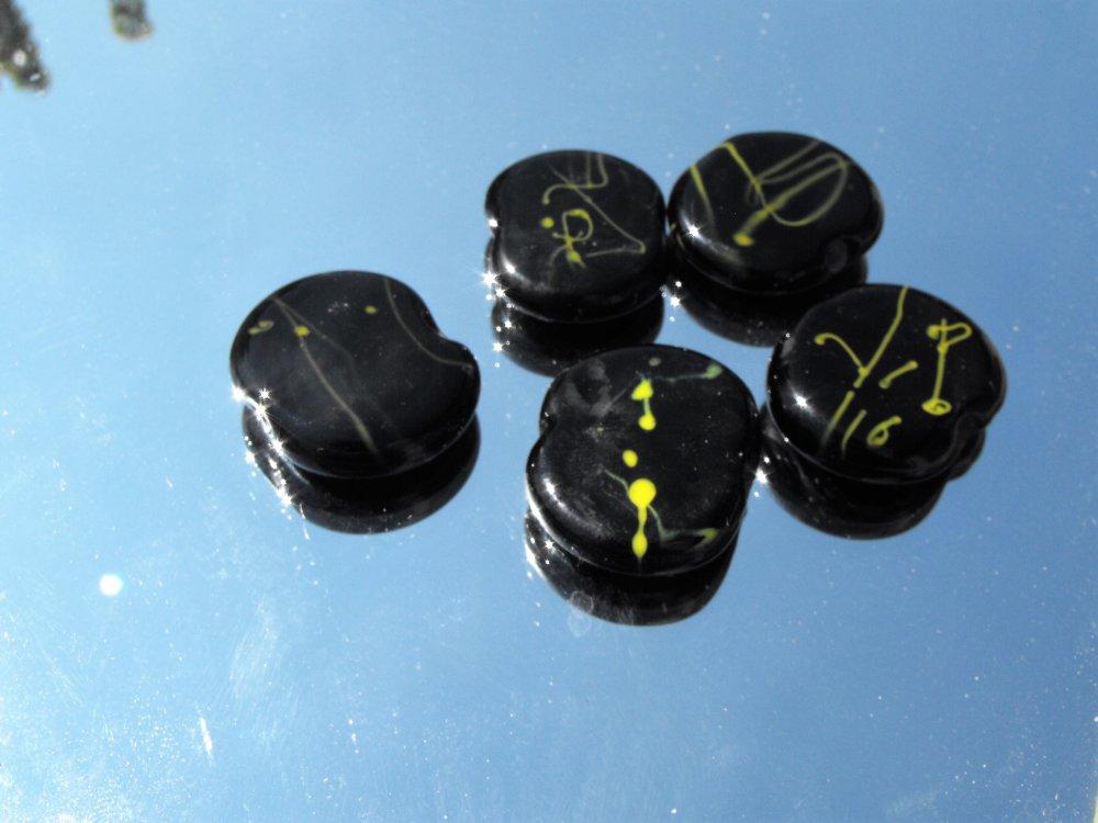 assortiment de perles en verre de Murano PERL.2089