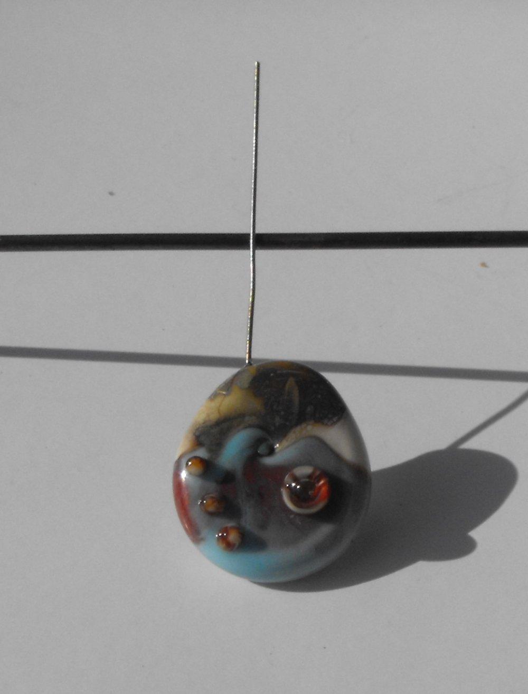 Goutte en verre de Murano PERL.0940