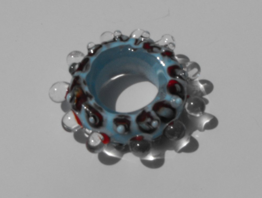 perle en verre de Murano PERL.1085