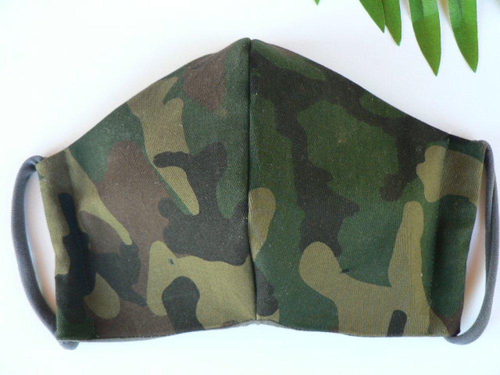 """Masque alternatif """"camouflage"""""""