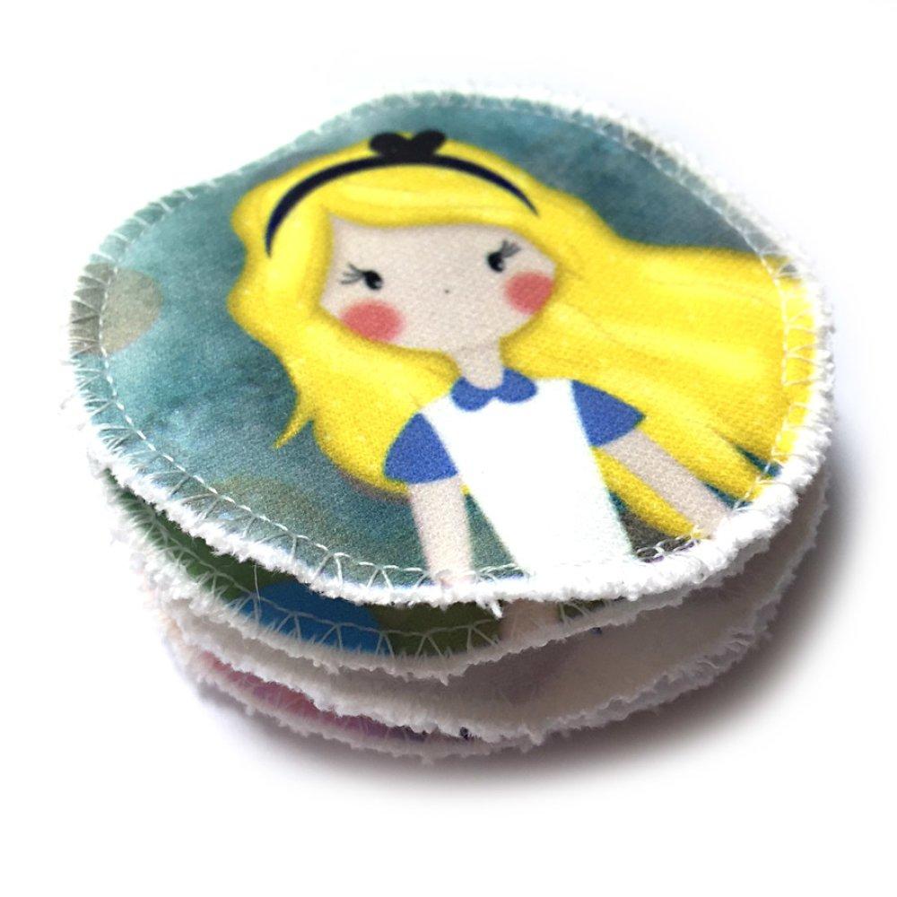 Lingettes lavables 100% *Poline* - lot 3