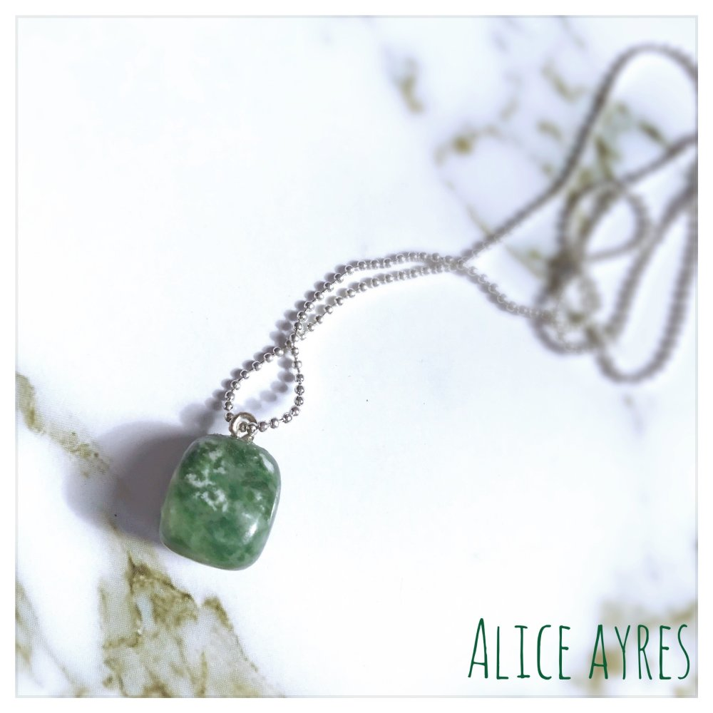 Collier pierre Jade de Chine