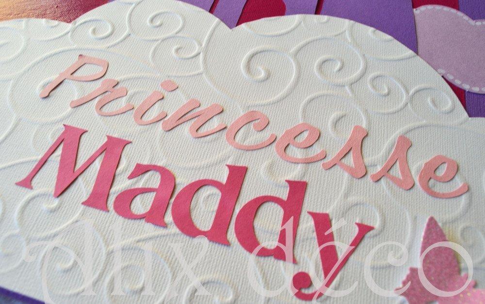 Tableau enfant, chassis entoilés, décoration enfant, décoration fée, tableau princesse, cadeau naissance