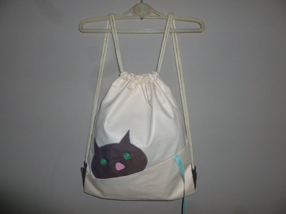 sac à dos  enfants,pour transporter des doudous, des affaires d'école ou de loisirs