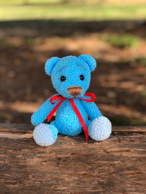 Ours doudou amigurumi crochet 3/3 / Amigurumi bear easy crochet ... | 1332x1000