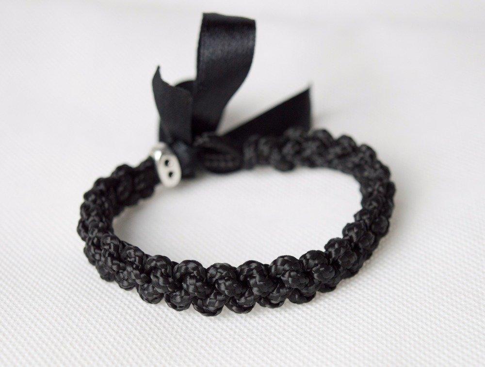 bracelet femme corde