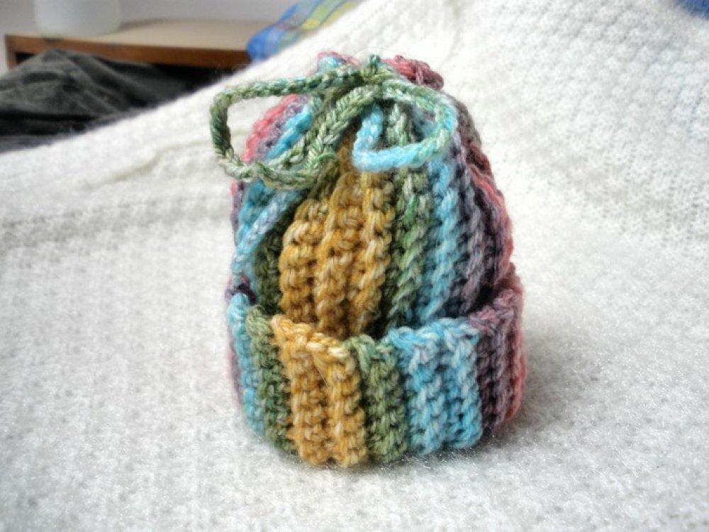 bonnet bebe crocheté main prematuré  naissance