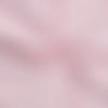 Tissu velours minky pois - coloris rose layette / 50 cm