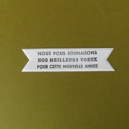 """Étiquettes  """"sentiment"""" pour scrapbooking"""