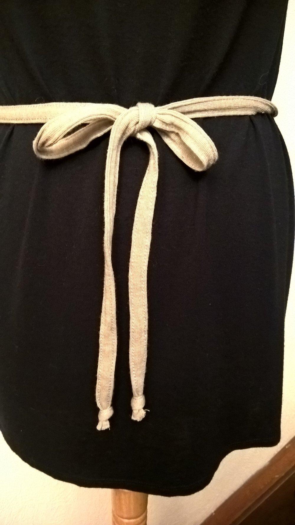 Ceinture femme,ceinture en maille fine,de viscose et coton,couleur beige,cadeau femme,cadeau fille,accessoires