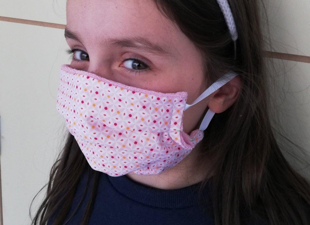 Masque Enfant 5-10ans