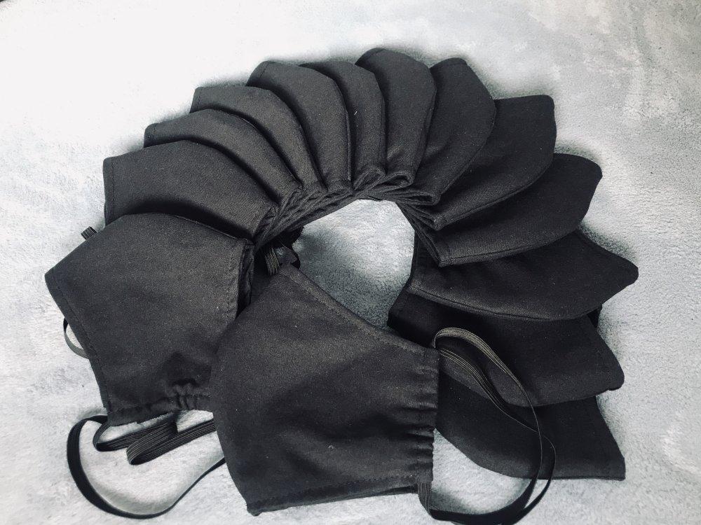 Masque Alternatif en tissus 3 épaisseurs Adultes
