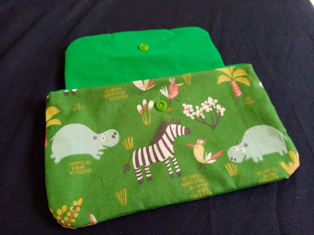 Pochette à serviette de table enfant personnalisable