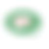 Prénom et couronne des trèfles thermocollants personnalisables