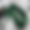 Fil perles turquoise heishi arizona - haut de gamme