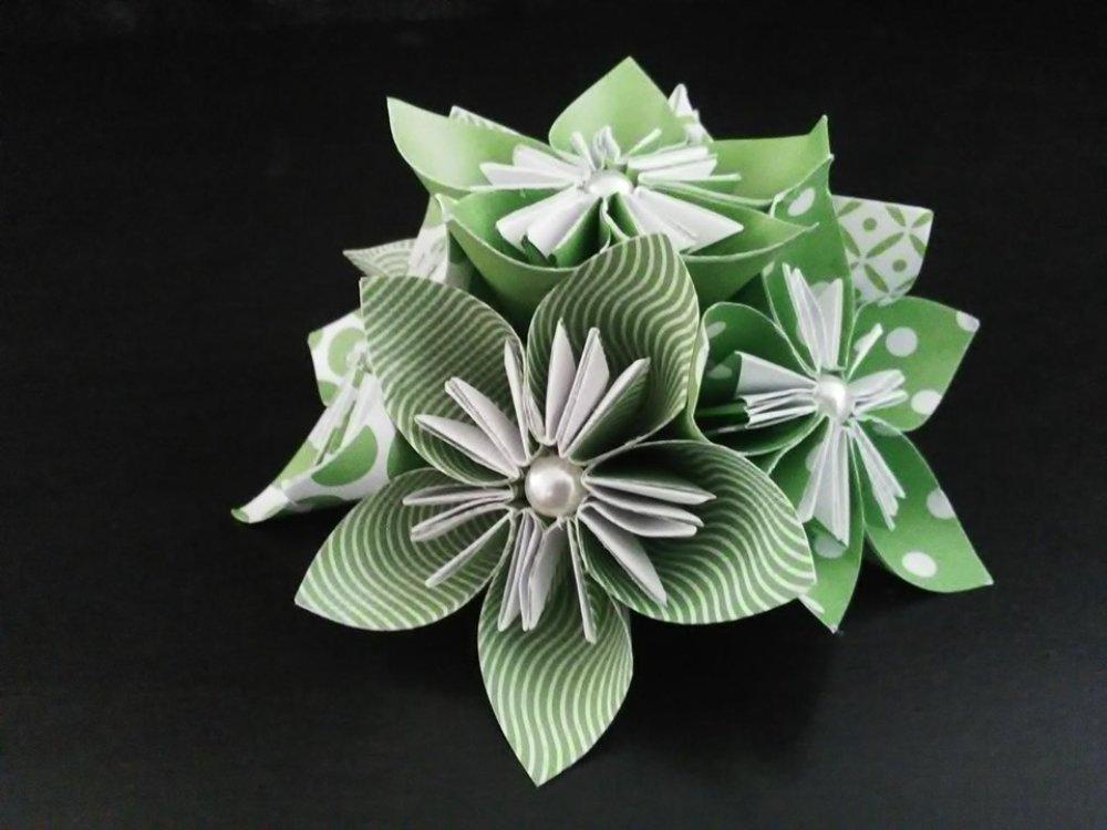 Origami Décoration de table pour mariage, fête, noël