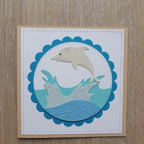 Carte dauphin