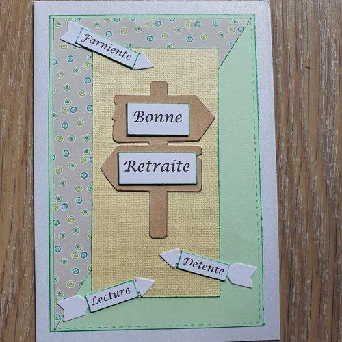 Carte retraite