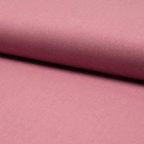 Tissu coton uni rose 50x70cm