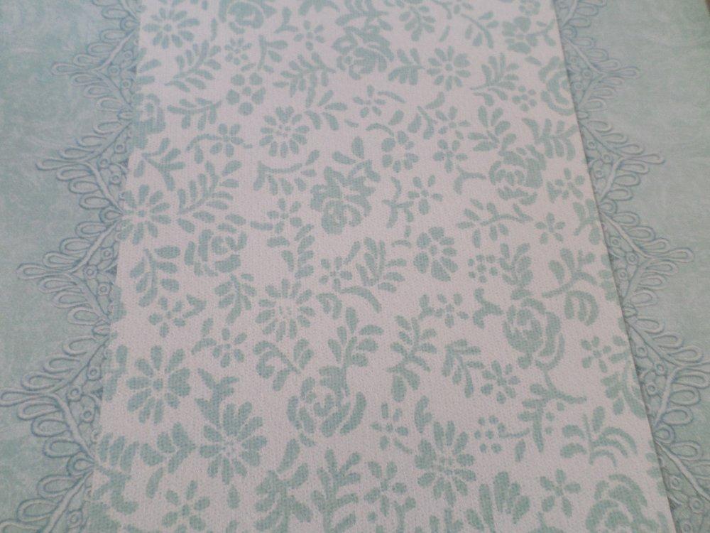 1 grand bloc de 24 mixte feuilles papier cartonné divers motifs ton pastel 30,5 x 30,5 cm