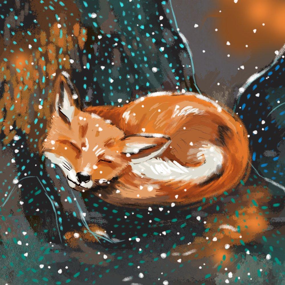 Illustration Wild Fox
