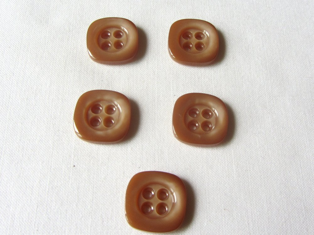Lot 5 boutons